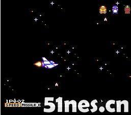 沙罗曼蛇全集_NES游戏网
